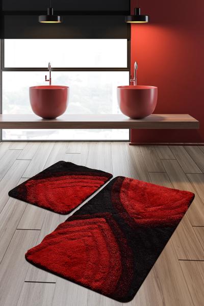 Коврик для ванной DO&CO (60Х100 см/50x60 см) STELLA